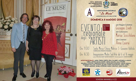le muse mostra darte soveria mannelli