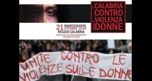 """NO alla violenza! Ancora una volta la Calabria si riunisce per dire """"no"""" alla violenza: questa volta in maniera decisa."""