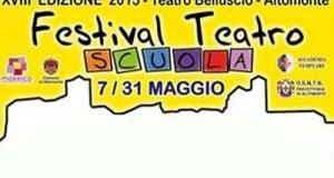 L'EINAUDI VINCE IL FESTIVAL TEATRO SCUOLA DI ALTOMONTE 2015.