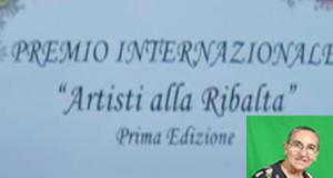 """A Palmina Barletta il riconoscimento """"Artisti alla Ribalta"""" di Sesto Fiorentino."""