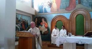 Un Certosino a Crotone: Dom Elia Catellani, già bibliotecario della Certosa, ha celebrato Messa nella chiesa di sant'Antonio