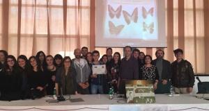 """Concorso Campanella: gli studenti della 5 B del Liceo di Serra vincitori del """"Premio speciale della Giuria"""""""