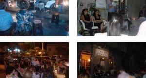 """""""Poesia Fuori"""" con """"Profumo di Libri"""" a Tropea, in una notte di giugno."""