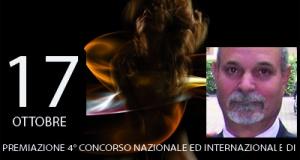"""Premio """"Club della Poesia"""" a Bruno Agostino Tassone."""