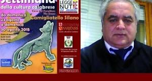 Al nostro Giuseppe Barberio il Premio Cassiodoro.