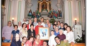 Don Mimmo Battaglia ospite a Serra presso l'Arciconfraternita Maria SS. Assunta in Cielo - Spinetto.