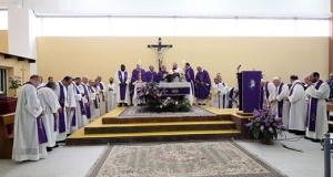 L'opera mariana fondata da Fratel Cosimo elevata da luogo di culto a santuario – Nasce il santuario diocesano nostra signora dello scoglio.
