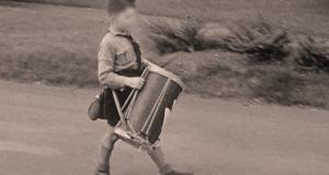 Personaggi serresi: Vavalà Michele il tamburinaro.
